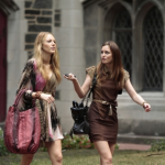 Serena and Blair in New York