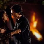 Damon and Elena Photo