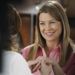 Meredith Engaged!