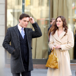 Ed and Leighton on the G.G. Set