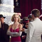 Caroline in a Pink Dress