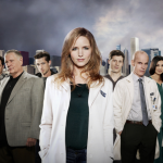 The Mob Doctor Cast Pic