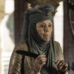 Dianna Rigg as Olenna Tyrell