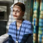 Jo on Grey's Anatomy