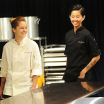 Kristen Kish and Brooke Williamson