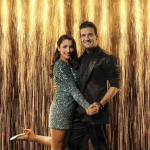 Alexandra Raisman and Mark Ballas