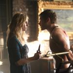Caroline with Klaus