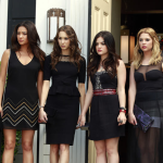 Pretty Little Liars in Black