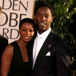 Isaiah Washington and Wife Janisa