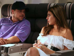 Turtle and Jamie-Lynn Sigler