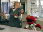 Denise and Elmo Dance