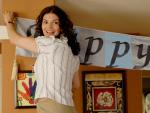 Barb Puts up a Sign