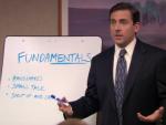 Michael at Work