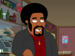 Jerome on Family Guy