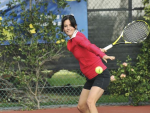 Jules Plays Tennis