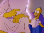 Homer and God