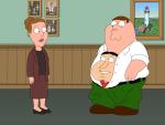 Peter Hides Quagmire