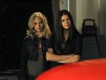 Caroline and Elena Picture