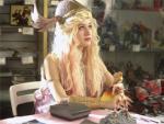 Kate in Costume