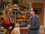 Judy Greer on Big Bang Theory