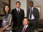 Cast of Leverage