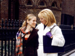Samantha and Carrie Picture