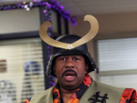 Stanley in Costume