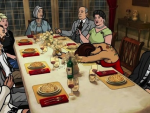 Archer Dinner Party
