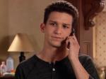 Ricky on the Phone