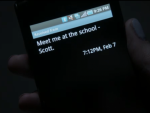 Scott Text Message