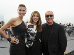 Heidi Klum, Nina Garcia and Michael Kors