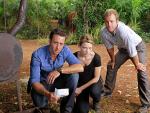 Lauren German on Hawaii Five-O