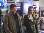 Beckett and Castle at Work
