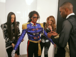 LaToya Jackson on America's Next Top Model