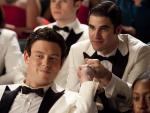 Blaine and Finn
