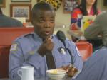 Carl at Breakfast