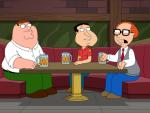Peter, Quagmire and Mort