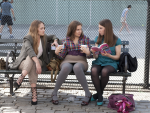 Girls on a Bench