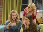 Penny, Amy, & Bernadette Read Unsettling News
