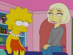 Lady Gaga on The Simpsons