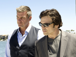 Ray Stevenson and Jason Gedrick on Dexter