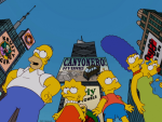 The Simpsons In NYC