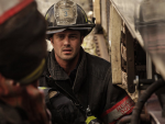 Severide Reinjures HImself