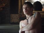 Shirtless and Scared