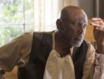 Louis Gossett, Jr.  on Boardwalk Empire