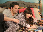 Nick and Jess on New Girl