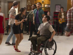 Tina and Artie Dancing