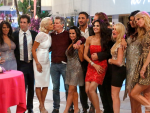 The Real Housewives of Beverly Hills Party Pics