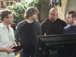 "NCIS: Los Angeles Photos from ""Between the Lines"""