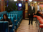 Trouble in the Diner